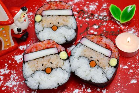 Noël s'invite chez Destination Sushis !